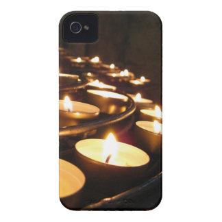 蝋燭ライト Case-Mate iPhone 4 ケース