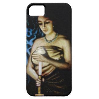蝋燭ライト iPhone SE/5/5s ケース