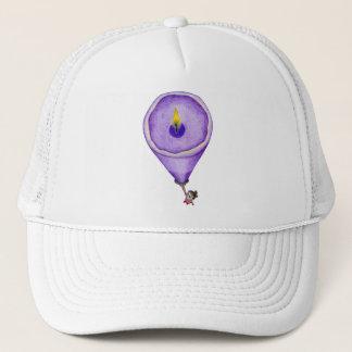 蝋燭炎の帽子 キャップ
