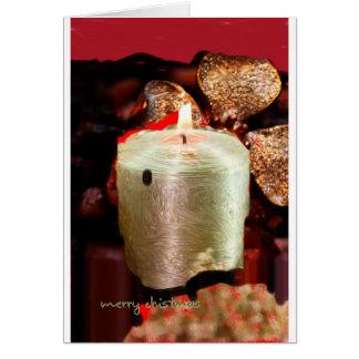 蝋燭 カード