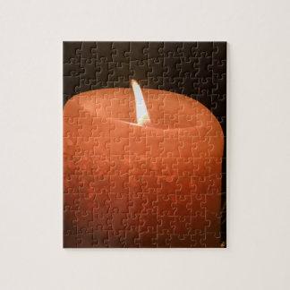 蝋燭 ジグソーパズル