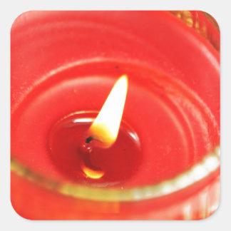 蝋燭 スクエアシール