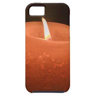 蝋燭 iPhone SE/5/5s ケース