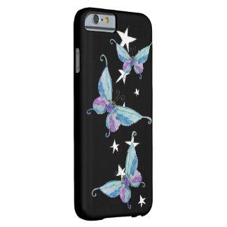 蝶および星 BARELY THERE iPhone 6 ケース