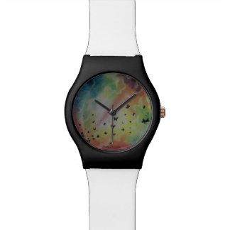 蝶のダンス 腕時計
