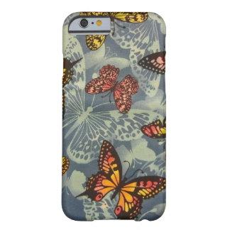蝶の分野 BARELY THERE iPhone 6 ケース