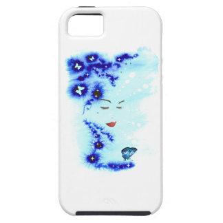 蝶は- IPhoneの場合-長のDionの芸術を望みます iPhone SE/5/5s ケース
