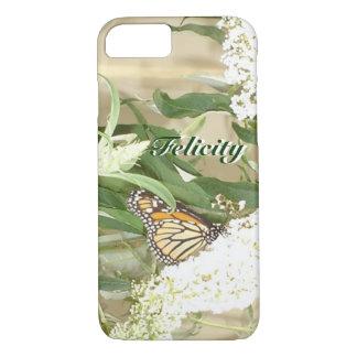 蝶やっとそこにiPhone 7の場合 iPhone 7ケース