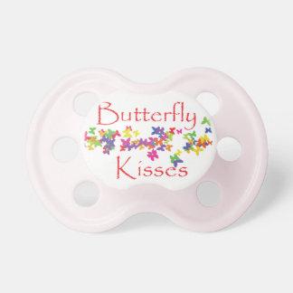 蝶キス おしゃぶり