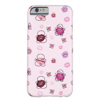 蝶キス BARELY THERE iPhone 6 ケース