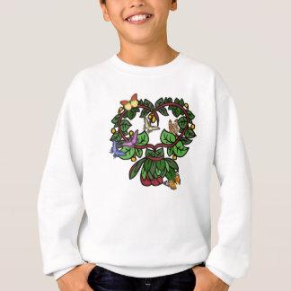 蝶コレクション スウェットシャツ