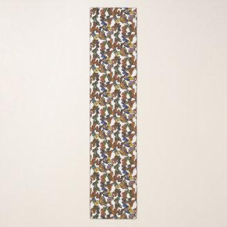 蝶コレクション スカーフ