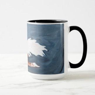 蝶ダンサー マグカップ