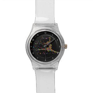 蝶ダンサー 腕時計