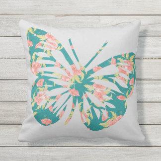 蝶テラスのクッションの水の装飾の枕 クッション
