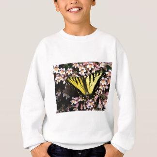 蝶トラのアゲハチョウ スウェットシャツ