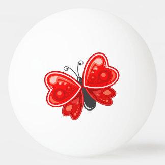蝶ハート 卓球ボール