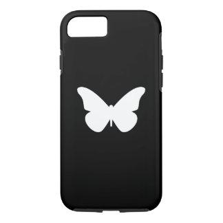蝶ピクトグラムのiPhone 7の場合 iPhone 8/7ケース