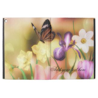"""蝶ファンタジーの庭のiPadのプロ場合 iPad Pro 12.9"""" ケース"""