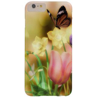 蝶ファンタジーの庭のiPhoneの場合 Barely There iPhone 6 Plus ケース