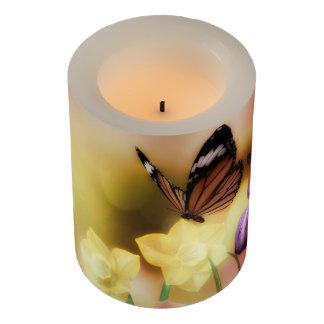 蝶ファンタジーの庭LEDの蝋燭 LEDキャンドル