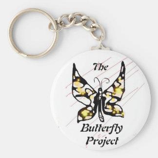 蝶プロジェクト キーホルダー