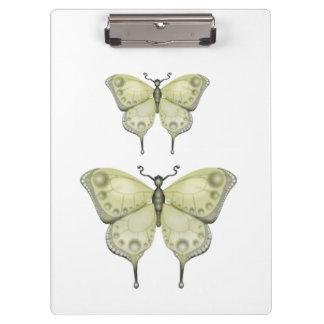 蝶プロジェクト クリップボード
