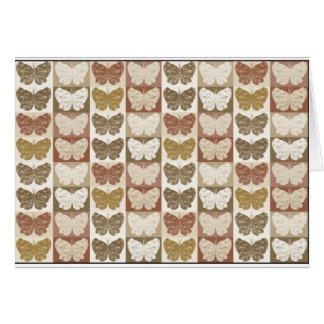 蝶ポップアートのデザイン- 19 カード