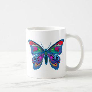 """蝶マグは、""""です変更… """" コーヒーマグカップ"""