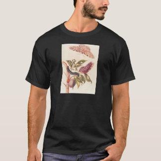 蝶マリアSibylla Merianの変態 Tシャツ