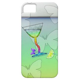 蝶マルティーニ iPhone SE/5/5s ケース