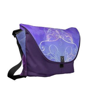 蝶リボンのメッセンジャーバッグ メッセンジャーバッグ