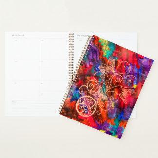 蝶レース(2つのサイズから選んで下さい) プランナー手帳