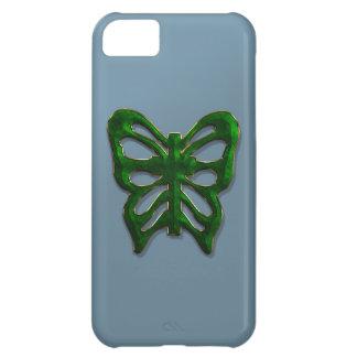蝶十字 iPhone5Cケース