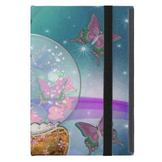 蝶地球 iPad MINI ケース