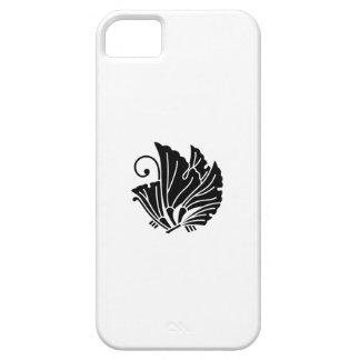 蝶型のイチョウの葉 iPhone SE/5/5s ケース