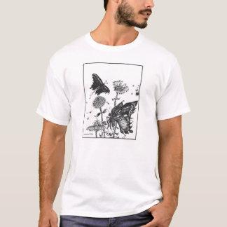蝶変態 Tシャツ