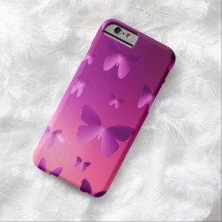 蝶夜明けのiPhone 6の場合 Barely There iPhone 6 ケース