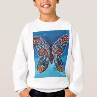 蝶夢を見ること スウェットシャツ