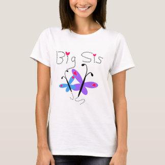 蝶大きいSis Tシャツ