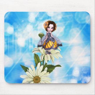 蝶妖精のマウスパッド マウスパッド