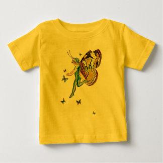 蝶妖精の国 ベビーTシャツ