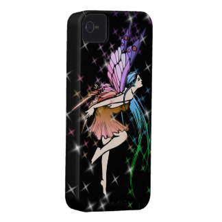 蝶妖精の輝き Case-Mate iPhone 4 ケース