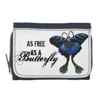 蝶孔雀のButterbirdの感覚自由に