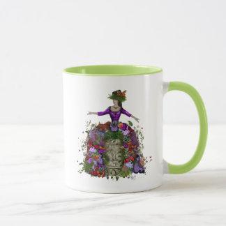 蝶家の女王 マグカップ