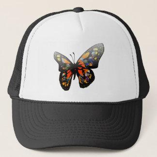 蝶帽子 キャップ