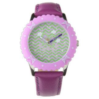 蝶幸せな時間 腕時計