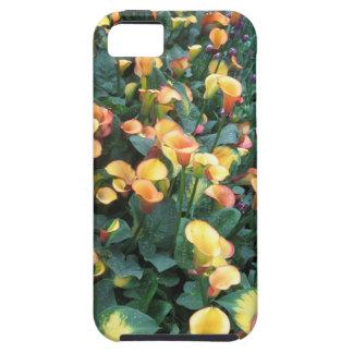 蝶庭ラスベガス米国からの花 iPhone SE/5/5s ケース