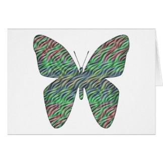 蝶振ること カード