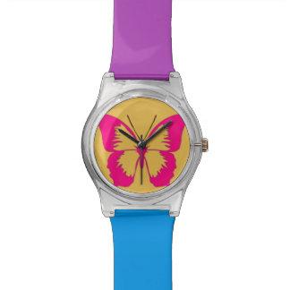 蝶時間腕時計 腕時計